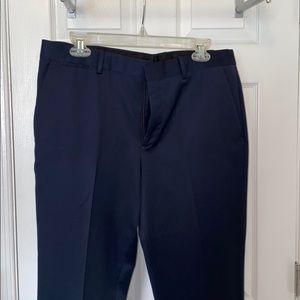 Navy blue express Express Innovator pants